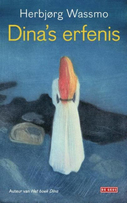 Book cover Dina's erfenis