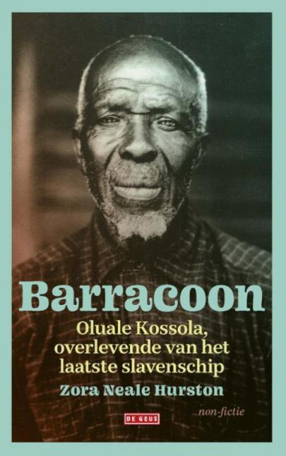 Book cover Barracoon
