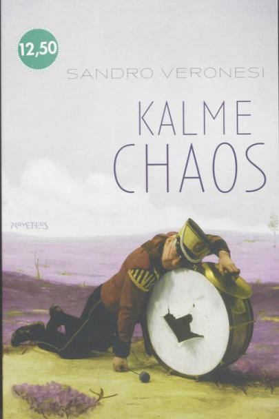 Book cover Kalme chaos