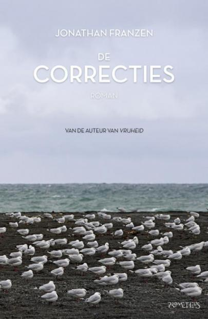 Book cover De correcties