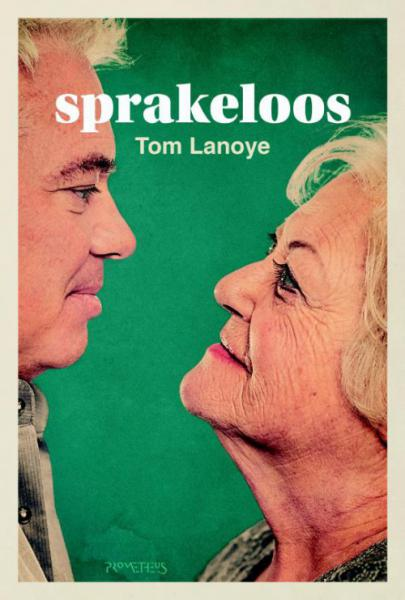 Book cover Sprakeloos