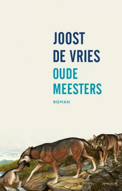 Book cover Oude meesters