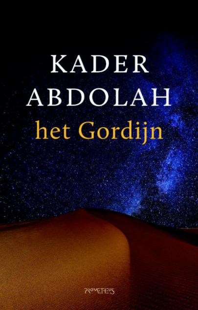 Book cover Het Gordijn