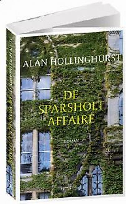 Book cover De Sparsholt-affaire