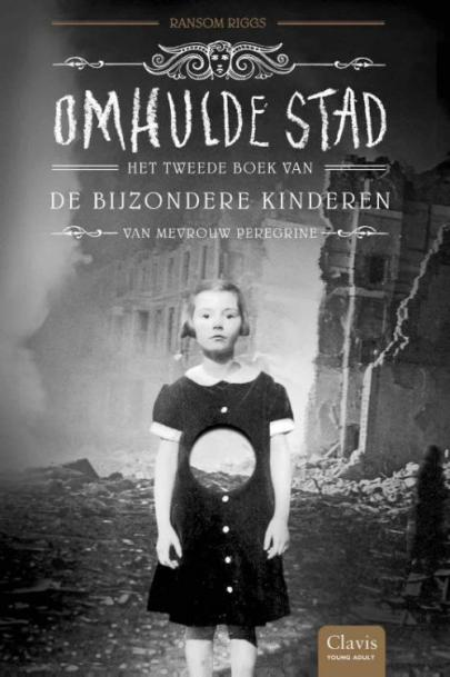 Book cover Omhulde stad