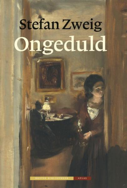 Book cover Ongeduld