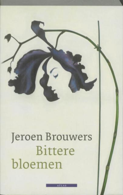 Book cover Bittere bloemen