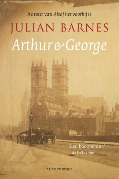 Book cover Arthur & George