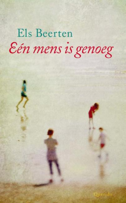 Book cover Een mens is genoeg