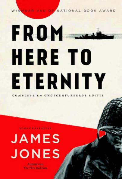Book cover From Here to Eternity