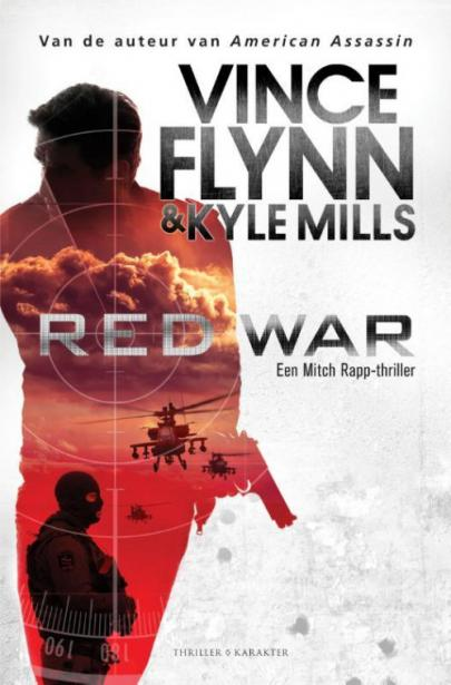 Book cover Red War