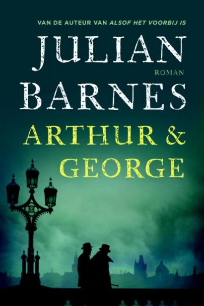 Book cover Arthur en George