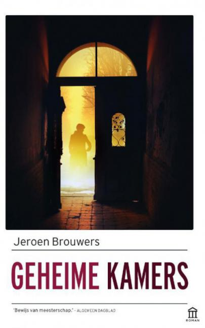 Book cover Geheime kamers