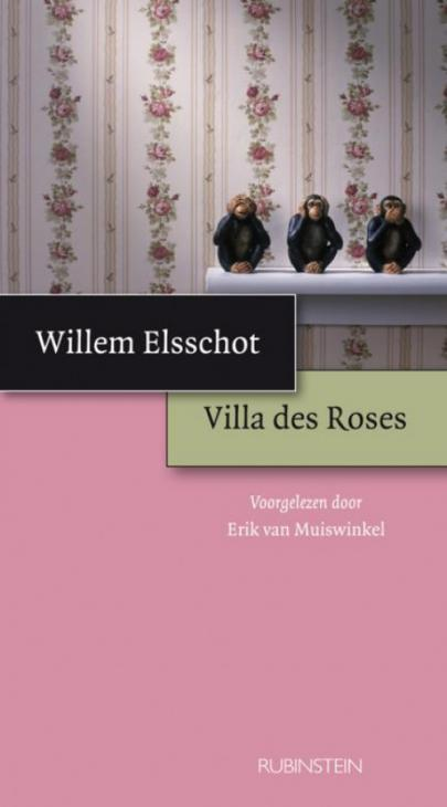 Book cover Villa des Roses