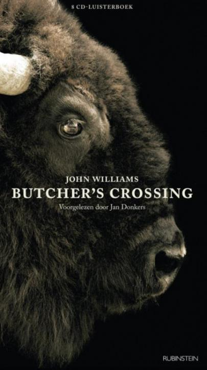Book cover Butcher's crossing