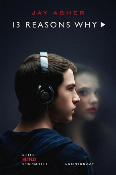 Book cover Thirteen reasons why