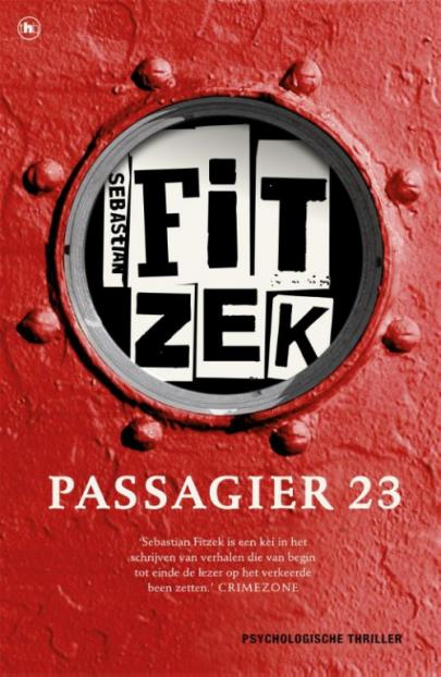 Book cover Passagier 23