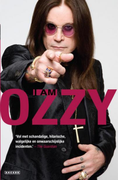 Book cover I am Ozzy