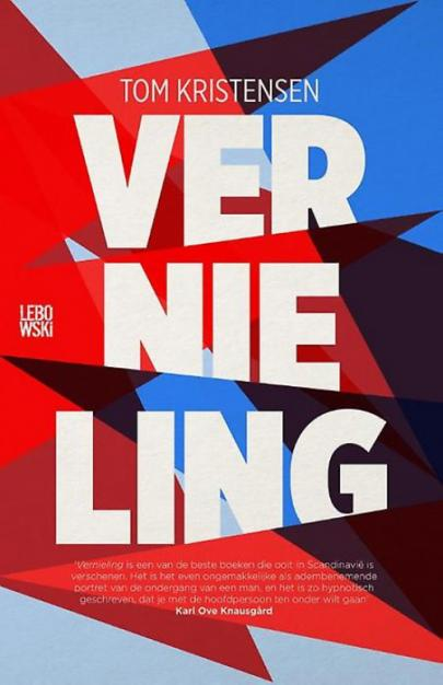 Book cover Vernieling
