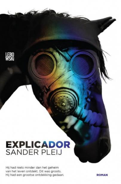 Book cover Explicador
