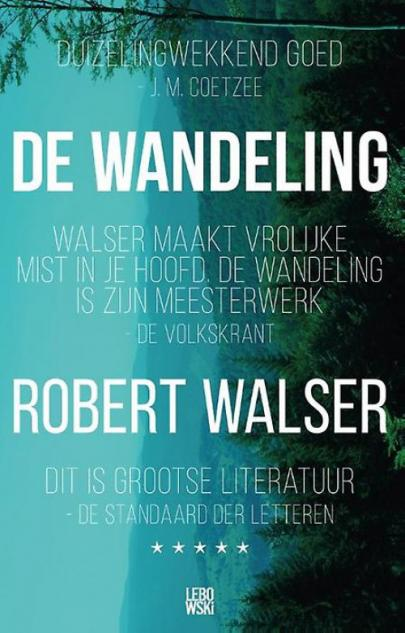 Book cover De wandeling