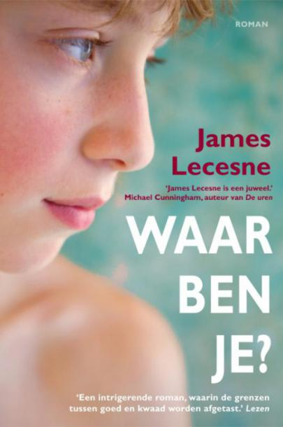 Book cover Waar ben je?