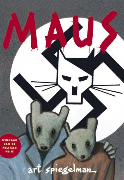 Book cover Maus
