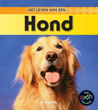Book cover Hond