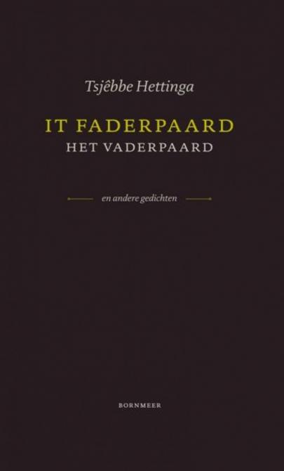 Book cover It faderpaard; Het vaderpaard