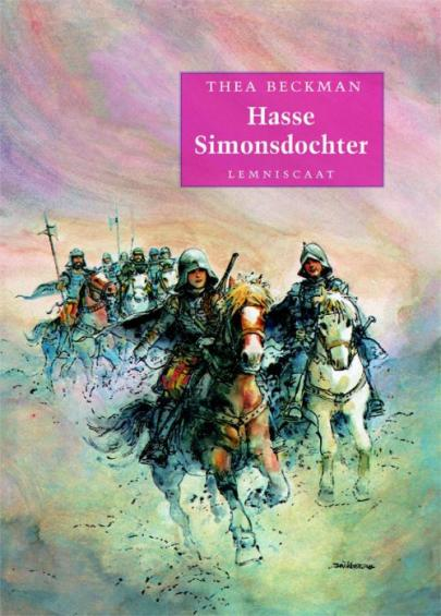 Book cover Hasse Simonsdochter