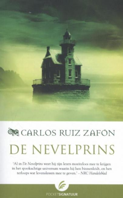 Book cover De nevelprins