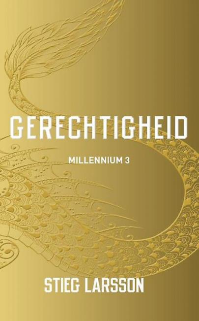 Book cover Gerechtigheid