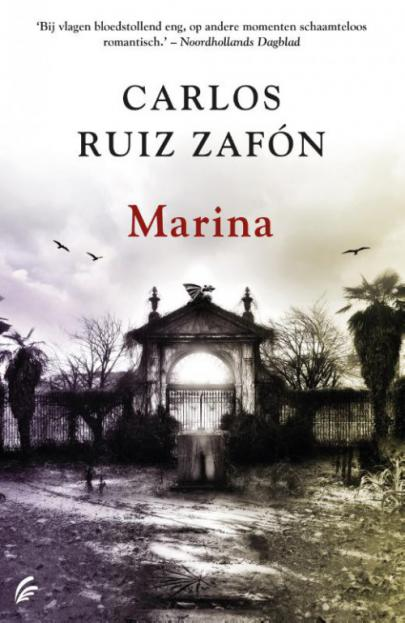 Book cover Marina