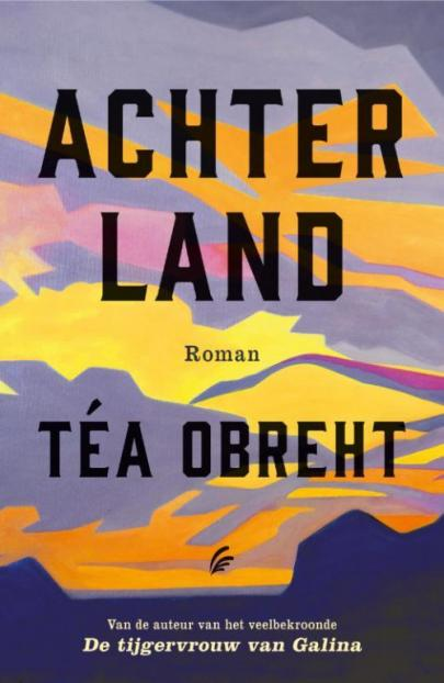 Book cover Achterland
