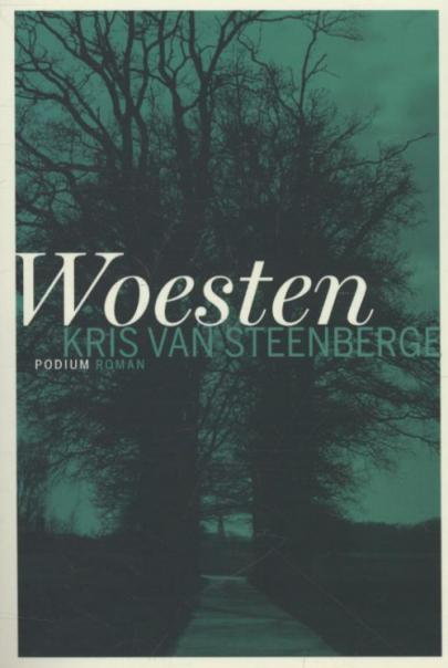 Book cover Woesten