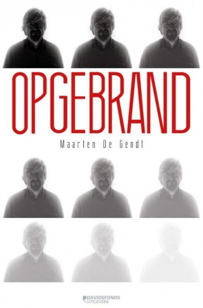 Book cover Opgebrand