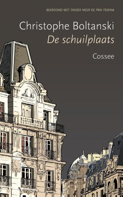 Book cover De schuilplaats