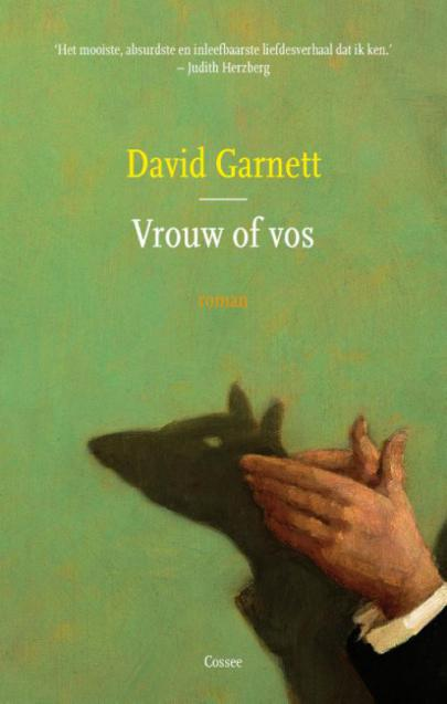 Book cover Vrouw of vos