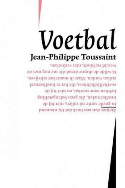 Book cover Voetbal