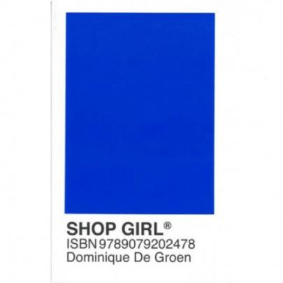 Book cover shopgirl