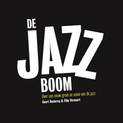 Book cover De jazzboom