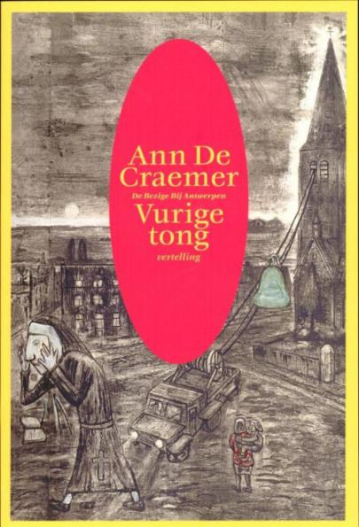 Book cover Vurige tong