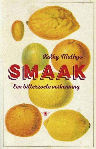 Book cover Smaak