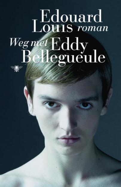 Book cover Weg met Eddy Bellegueule