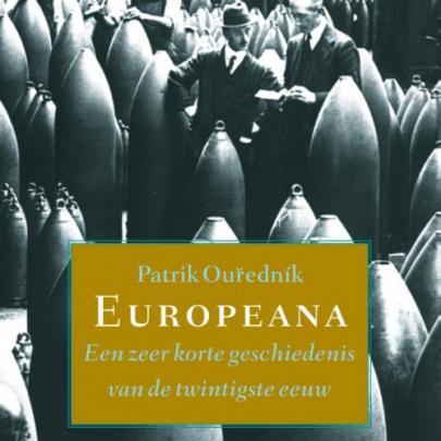 Book cover Europeana