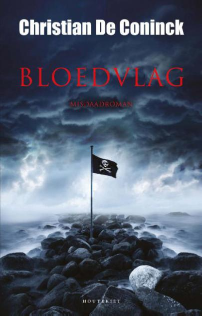 Book cover Bloedvlag