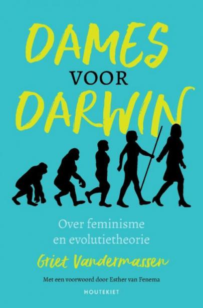 Book cover Dames voor Darwin