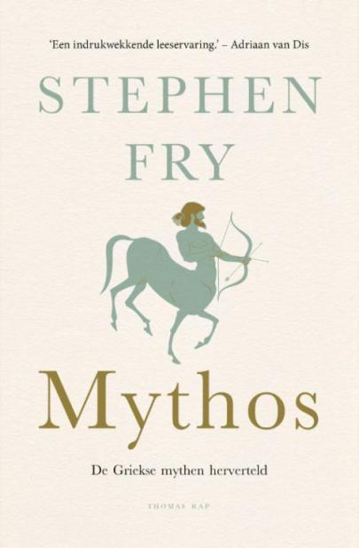 Book cover Mythos