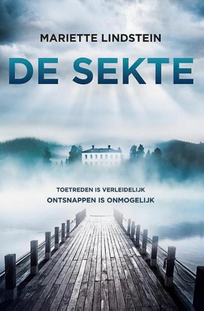 Book cover De sekte