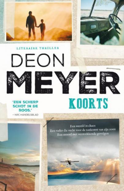 Book cover Koorts